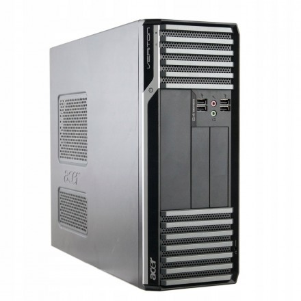 Системный блок Intel Core i3-550 (3.2 GHz), 4Gb DDR3, SSD 120Gb (Новый), Intel Graphics, Free DOS